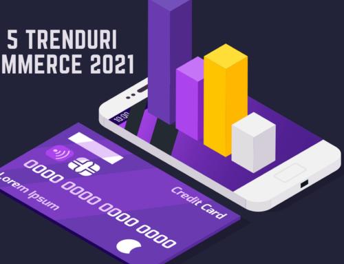 TOP 5 TRENDURI ECOMMERCE ÎN 2021 DE CARE MERITĂ SĂ ȚII CONT