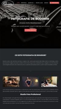 Agentie Web Design portofoliu client silverglam.ro